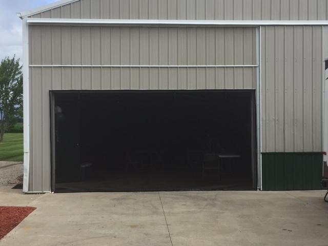 9 High Garage Door Screens Garage Door Screens